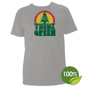 Men's 100% organic t-shirt