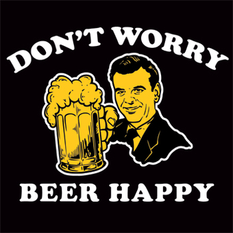beer happy by spaghettee