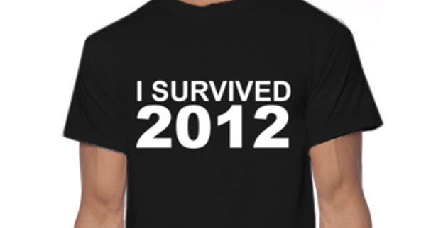 We survived the end of the world!