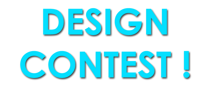Get your design featured on our new homepage