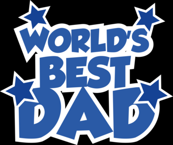 worlds best dad fathers day