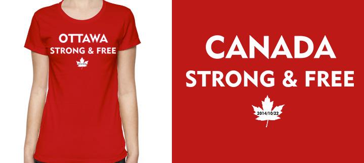 Canada Custom T-Shirts