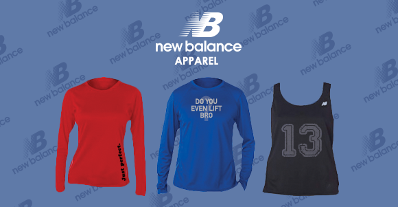 custom t-shirt new balance