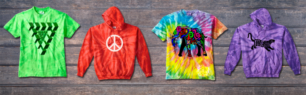 T-shirt : Art of color