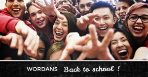 Back to school: Wordans is ready