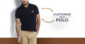 The polo short that bears your message