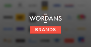 Brands with Wordans